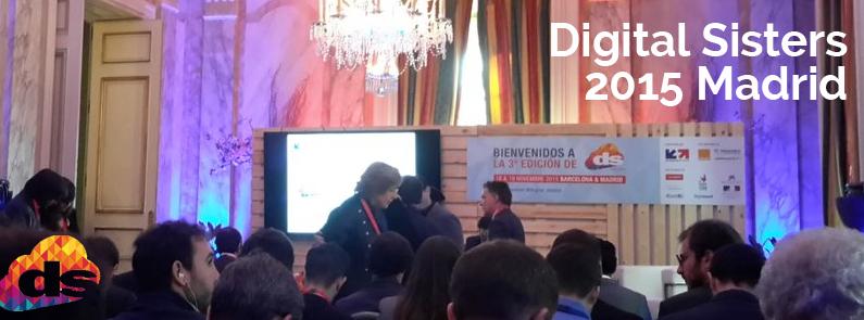 Alinto a participé aux Digital Sisters 2015