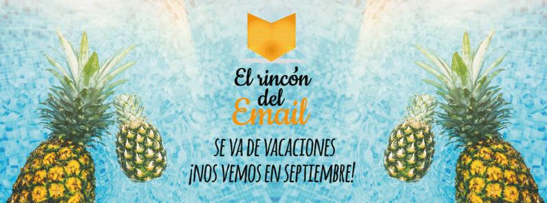"""""""El rincón"""" se va de vacaciones"""