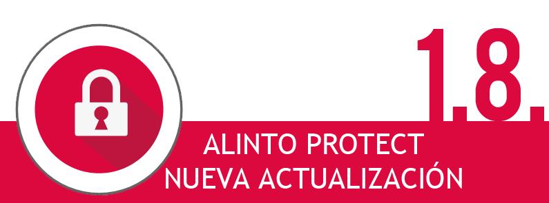 Alinto Protect: nueva actualización