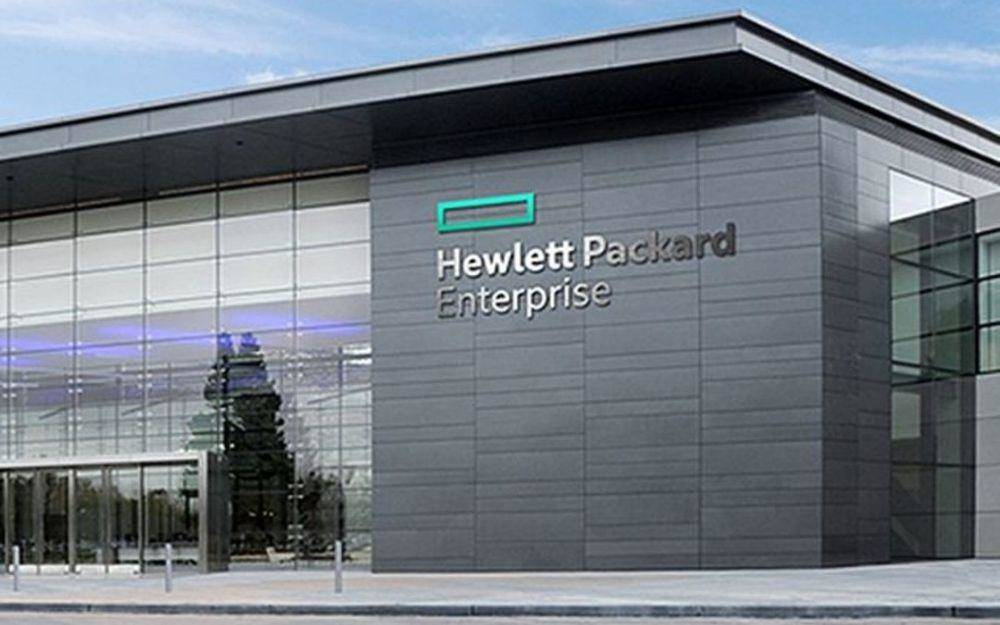 Alinto attends the HPE Executive Study Tour 2018