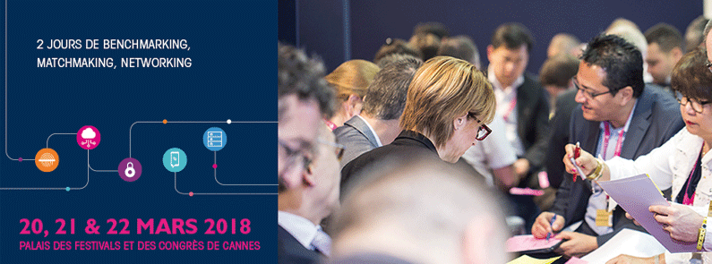 Retrouvez-nous à IT & IT SECURITY MEETINGS à Cannes les 20/21/22 mars 2018