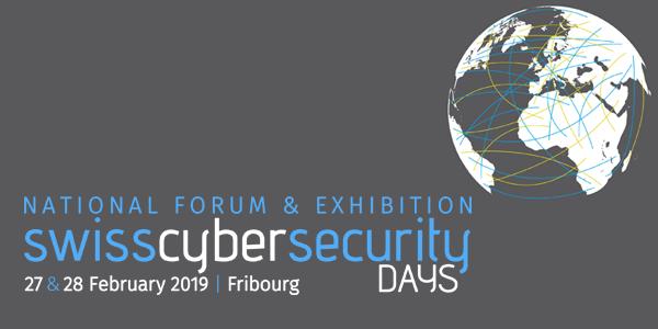 Retrouvez Cleanmail aux Swiss Cybersecurity Days à Fribourg, le 27 et 28 février 2019