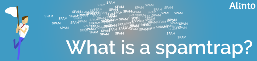 What is spamtrap and how does it work?