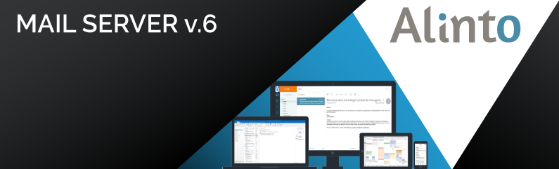 New release: Alinto Pro V6
